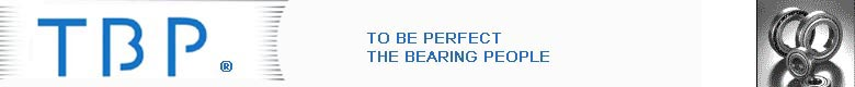 """TBP, means """"The Bearing People, To Be Perfect"""", it is based on Cixi, Ningbo, China. TBP is a group of factories since 2003, especial for all kinds of special bearings, including sprag freewheel(CSK Type one way clutch bearing), fishing reel one way bearing, miniature ball bearings & super precision bearing (dental bearings for high speed and low speed handpiece), thin type ball bearings, automotive bearings (clutch release bearings, wheel bearing, tensioner bearing, air conditioning bearings, alternator Bearings), Hybrid ceramic ball bearings. plastic roller bearings, stainless steel ball bearing. Our standard bearings including ball bearings, tapered roller bearings, needle bearing, bearing units, Rod Ends and Rod End Balls, Agricultural machinery Bearings, Linear Bearings. Our another brand is ESL, and we will do our best to be """"Excellent Service Leader"""" in 21 century!"""